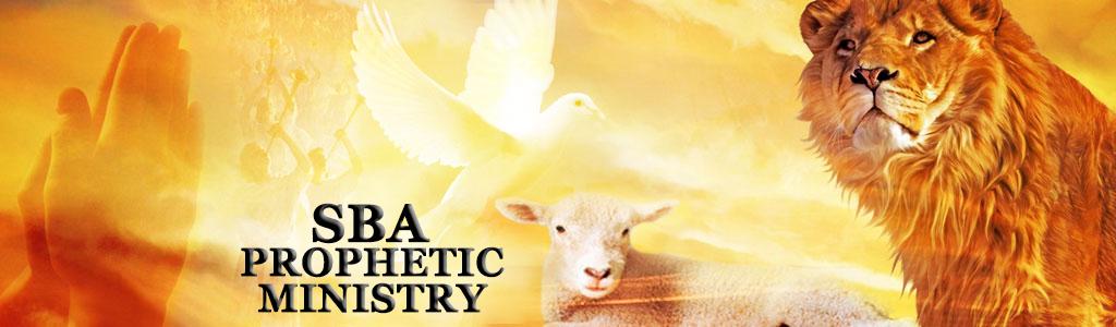 Prophetic & Apostolic Ministry